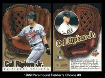 1999 Paramount Fielder's Choice #3