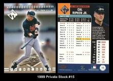 1999 Private Stock #15