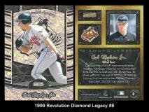 1999 Revolution Diamond Legacy #8