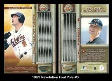 1999 Revolution Foul Pole #3