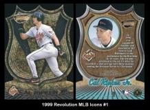 1999 Revolution MLB Icons #1