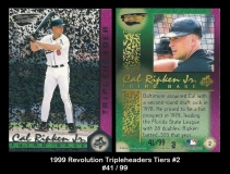 1999 Revolution Tripleheaders Tiers #2