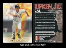1999 Skybox Premium #208