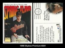 1999 Skybox Premium #281