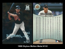 1999 Skybox Molten Metal #132