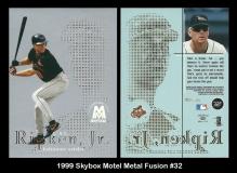 1999 Skybox Molten Metal Fusion #32
