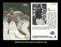 1999 Sports Illustrated Headliners #8