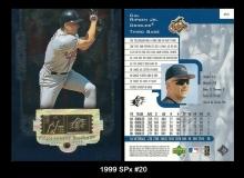 1999 SPx #20