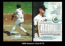 1999 Stadium Club #175