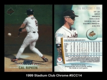 1999 Stadium Club Chrome #SCC14