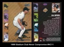 1999 Stadium Club Never Compromise #NC11