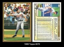 1999 Topps #270