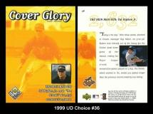 1999 UD Choice #36