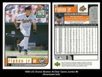 1999 UD Choice Boston All-Star Game Jumbo #9