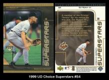 1999 UD Choice Superstars #S4
