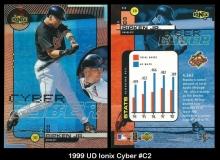 1999 UD Ionix Cyber #C2