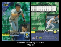1999 UD Ionix Reciprocal #66