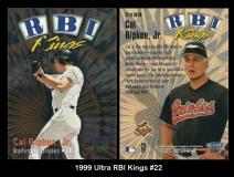1999 Ultra RBI Kings #22