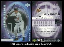 1999 Upper Deck Encore Upper Realm #U14
