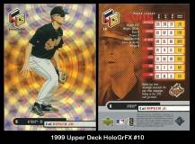 1999 Upper Deck HoloGrFX #10
