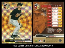 1999 Upper Deck HoloGrFX AuSOME #10