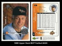 1999 Upper Deck MVP Fanfest #AS5