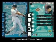 1999 Upper Deck MVP Super Toolds #T12