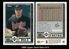 1999 Upper Deck Retro #13