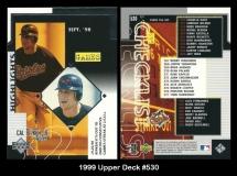 1999 Upper Deck #530