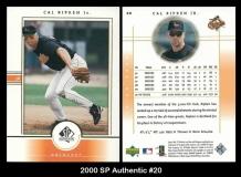 2000 SP Authentic #20