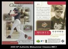 2000 SP Authentic Midsummer Classics #MC1