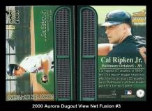 2000 Aurora Dugout View Net Fusion #3