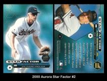 2000 Aurora Star Factor #2