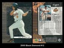 2000 Black Diamond #12