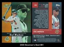 2000 Bowmans Best #91