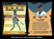2000 Bowman's Best Selections #BBS9
