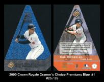 2000-Crown-Royale-Cramers-Choice-Premiums-Blue-1