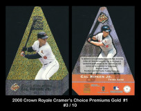 2000-Crown-Royale-Cramers-Choice-Premiums-Gold-1