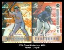 2000 Finest Refractors #128
