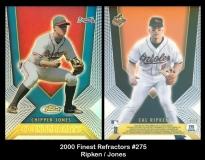 2000 Finest Refractors #275