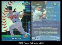 2000 Finest Refractors #70