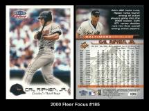 2000 Fleer Focus #185