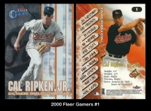 2000 Fleer Gamers #1