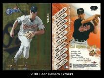 2000 Fleer Gamers Extra #1