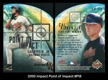 2000 Impact Point of Impact #PI8
