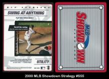 2000 MLB Showdown Stategy #S55