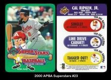 2000 APBA Superstars #23