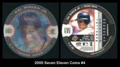 2000 Seven Eleven Coins #4