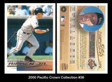 2000 Pacific Crown Collection #36