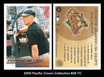 2000 Pacific Crown Collection #38 TC
